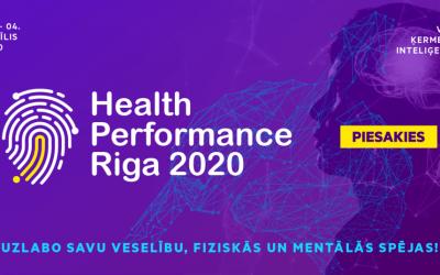 Aprīlī Rīgā notiks Baltijā vērienīgākais veselības notikums cilvēkiem