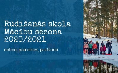 Rūdīšanās skolas mācību sezona 2020/2021